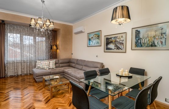For sale three bedroom apartment in downtown Sofia