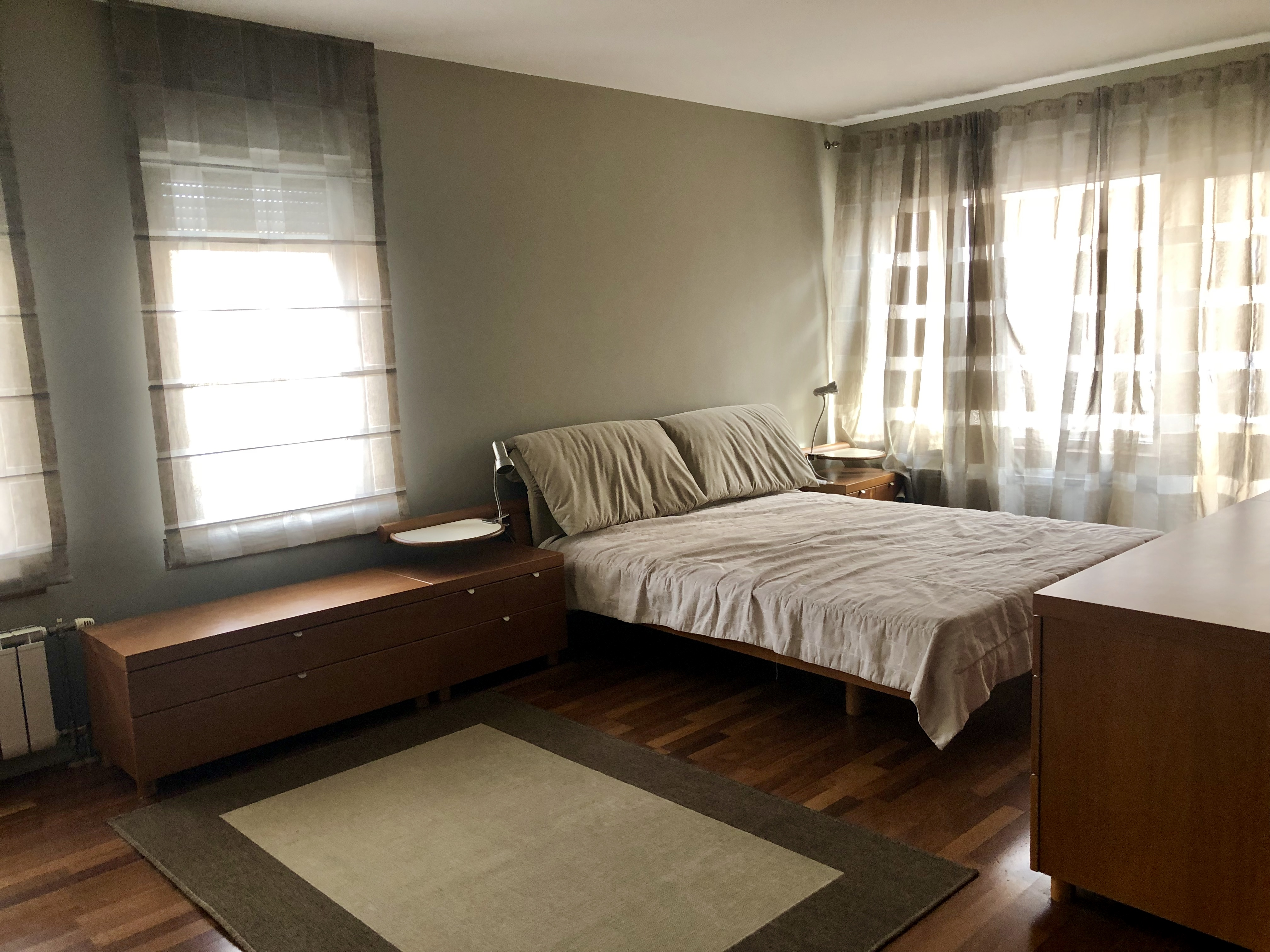 For rent four bedroom apartment - Project One